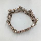 Form-Legierungs-Blatt-Armband-Schmucksache-Armband
