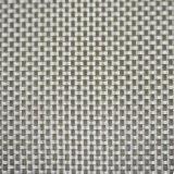Tweekleurige 4X4 Textiel Geweven Placemat voor Tafelblad