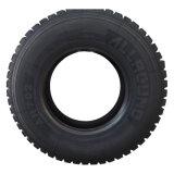 Barramento de conjunto do tipo do triângulo de Longmarch/todo o pneumático radial resistente de aço do caminhão, pneu do caminhão de TBR (12R22.5)