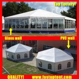 Multi tenda laterale della grande parete del PVC 2018 per il diametro 12m del Corridoio di banchetto ospite di Seater delle 150 genti