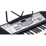 Mk908 Pantalla Digital de 61 teclas del teclado de piano eléctrico para niños