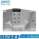 STAZIONE TERMALE acrilica della vasca calda di massaggio del mulinello della gente di Caldo-Vendite 5 (M-3367)