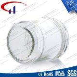frasco de vidro do molho do cilindro 330ml (CHJ8022)