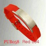 Мода браслеты Pub058 Красный