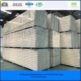ISO, SGS одобрил 250mm гальванизированную стальную панель сандвича PIR (Быстр-Приспособьте) для замораживателя холодной комнаты холодной комнаты