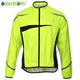 3 couches de tissu laminé vélo avec veste imperméable et respirant