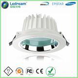 Modieus ontwerp COB LED Down Light Inbouwverlichting