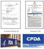 Dispositif approuvé par le FDA de laser de diode d'épilation du dérouillage de laser de qualité 808nm