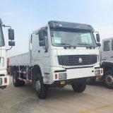 Sinotruk HOWO 4X4 Al Vrachtwagen van de Lading van het Wiel Drijf