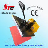 La chaleur Press Transfer Machine T-Shirt Printing Machine Flat Heat Press Machine pour Sales Stc-SD09