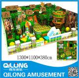 Conception populaire et prix concurrentiel de la cour de jeu d'intérieur (QL-1124J)