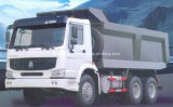 HOWO Dump Truck con 6X4 Driving Type 25tons