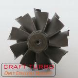 Asta cilindrica della rotella di turbina di Gt15 433298-0032