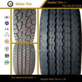 Radial barato coche y autobús (neumáticos 175/70R13, 205/55R16, 295/80R22.5, 315/80R22.5)