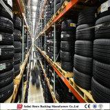 Cremalheiras do armazenamento do pneumático do caminhão do metal do preço de fábrica