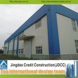 Alta calidad y rápida instalación Estructura de acero (JDCC-SS01).