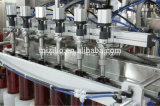 Do líquido automático do frasco de Mzh-F máquina tampando de enchimento
