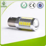 1156 indicatore luminoso dell'automobile della lampada LED di girata di SMD Samsung 5630chip