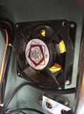 De Alta Velocidad de gránulo cuatro máquinas de embalaje sellado lateral