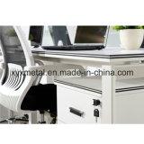 4 Seaterのメタル・ベースのさしせまったラップトップの表示職員ワークステーション机(GT-DA05B)