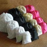 Gedruckter Gewebedrawstring-Deckel-Staubbeutel für Schuh-Handtaschen und Kleidung