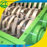 Reciclaje de dos ejes fuerte de la desfibradora del mecanismo impulsor duro/lo más tarde posible de la desfibradora de la tecnología