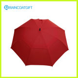 Double canopy 30 pouces à parapluie droit Rum0704-01