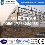 Almacén porta de la estructura de acero del marco en China
