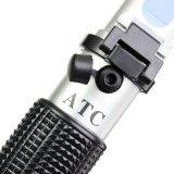 Hand-Held от 0 до 18 % по шкале Брикса помощью рефрактометра с применением жидких тестер Тб-18ATC