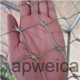 フェルールまたはSleevワイヤーロープの網