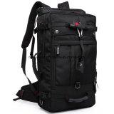 Nós Escalada Táctica Saco mochila mochila militar exterior à prova de Nylon (RS2070)