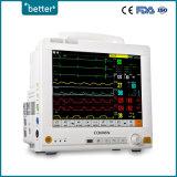 L'équipement médical portable Comen Multi Paramètres du moniteur patient C50