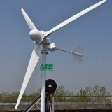 Grid Use에를 위한 5kw Tail Auto Folding 120/300V Home Wind Generator
