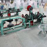 Cs-ein galvanisierte Belüftung-überzogene Stacheldraht-Maschine