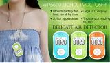 Détecteur d'intérieur sec portatif de qualité de l'air pour le formaldéhyde et le Tvoc