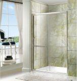 Écran de douche en aluminium de pièce jointe de douche de renommée de profil