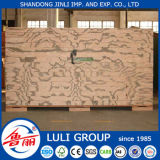 Madera de madera de la ingeniería de /White del ébano/del roble blanco al mercado de la India