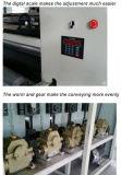Machine de laminage de PVC de côté de double de panneau de contre-plaqué de travail du bois
