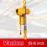 Hijstoestel van de Keten van het Type van Opschorting van de Haak van Vanbon 5ton het Elektrische (wbh-05002SF)