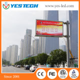 Örtlich festgelegter elektronischer farbenreicher video bekanntmachender Bildschirm des Verkehrs-LED