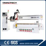 木工業CNCのルーター機械