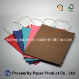 Alta calidad del bolso de papel Kraft