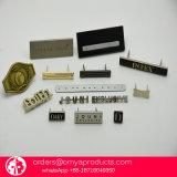Kundenspezifisches Metallfirmenzeichen-Zeichen für Beutel