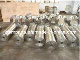 Geschmiedete Schmiedenschmiede hohle Stab-Hülsen-Stahlbüsche, welche die friedlichen tubings Zylinder umkleiden Fall-Shellzylindernabengehäuse-Gefäßrohre mit Büschen bepflanzen