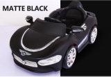 Carro elétrico do bebê com brinquedos elétricos da bicicleta da motocicleta da música