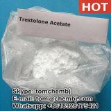Ацетат/Ment Trestolone порошка анаболитного стероида сырцовый