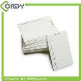 карточка Clamshell EM толщины RFID 125kHz EM4100 1.8mm