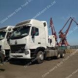 트레일러를 위한 Sinotruk HOWO A7 6X4 420HP 트랙터 트럭