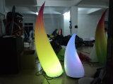 Aufblasbares dekoratives aufblasbares Modell der Reklameanzeige-Lampen-LED