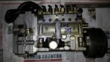 엔진을%s Komatsu 6D170/6D160 연료주입 펌프